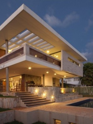 JPGN Residence Brazil Stylish Contemporary 5