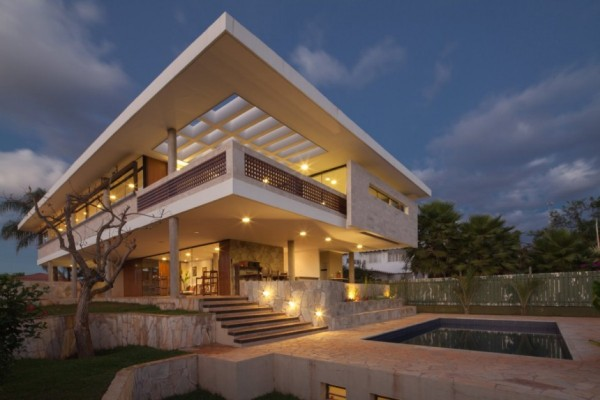 JPGN Residence Brazil Stylish Contemporary 5 Modern Home in Brazil Exudes Elegance with Stylish Contemporary Interiors