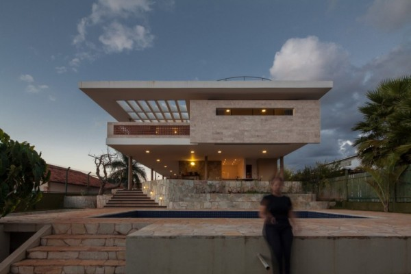 JPGN Residence Brazil Stylish Contemporary 6