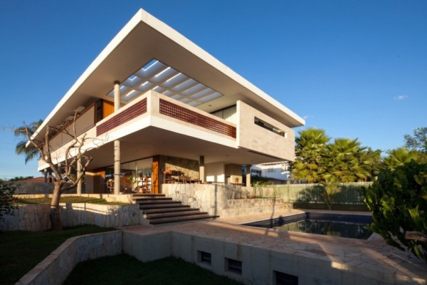 JPGN Residence Brazil Stylish Contemporary 7
