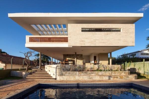 JPGN Residence Brazil Stylish Contemporary 9