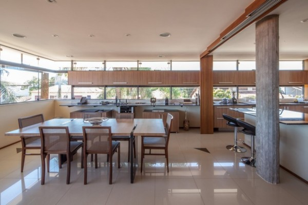 JPGN Residence Brazil Stylish Contemporary Interiors 5