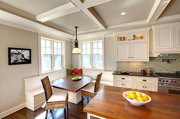 View in gallery Coffered ...