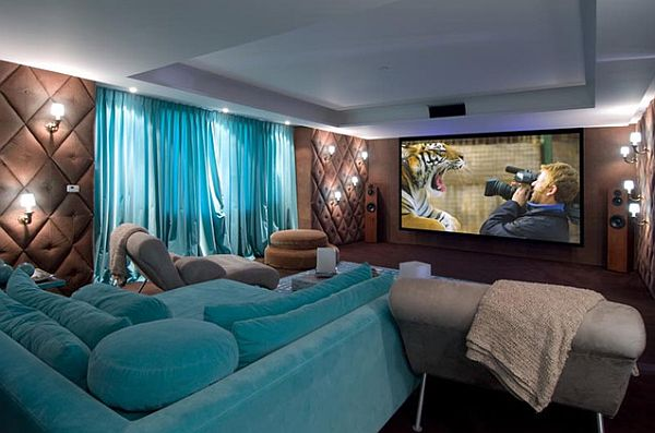 Comfy Home Theater Seating Ideas To Pamper Yourself Decorations Tree