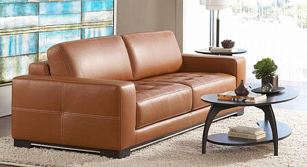 Leather Scandinavian seating Scandinavian Design Ideas for the Modern Living Room