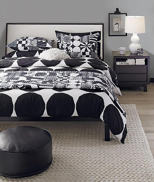 Mid Century Modern Kids Bedroom Ideas: Scandinavian Bedroom Designs For Your Modern Interior