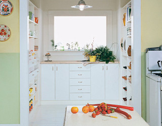 Pantry Design Ideas for Staying Organized in Style