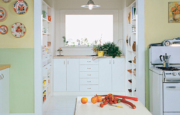 Open pantry design Pantry Design Ideas for Staying Organized in Style