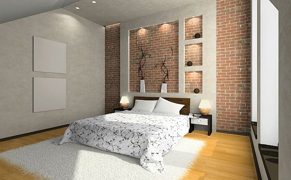 view in gallery real brick - Brick Wall Design