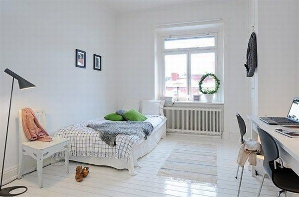 Scandinavian bedroom designs for your modern interior - Beautiful modern scandinavian bedroom designs ...
