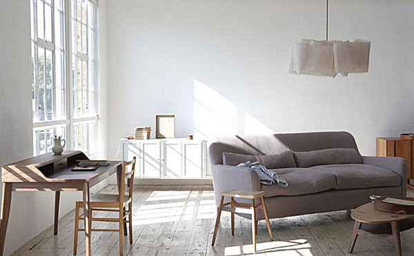 Scandinavian design ideas for the modern living room for Wohnzimmer scandi style