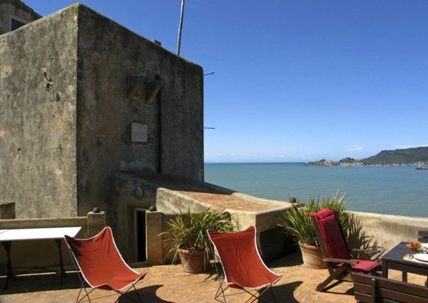 Seaside luxury at Villa La Torre