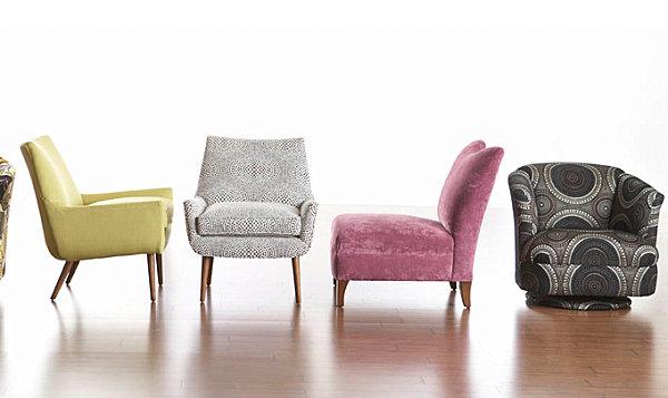 Scandinavian design ideas for the modern living room for Single seats for living room