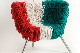 10 Striking String Chair Shapes From Inspired Designers