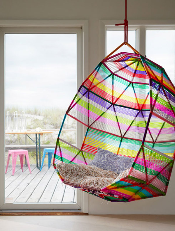 Tropicalia Cocoon Hanging Chair