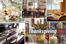 Thanksgiving Centerpieces Ideas for a Festive Table