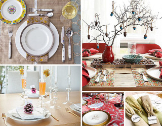12 Stylish Thanksgiving Table Setting Ideas
