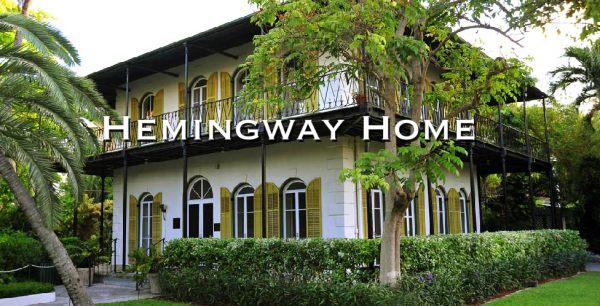 The Hemingway Home