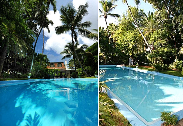The-pool-at-the-Ernest-Hemingway-House