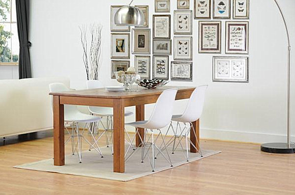 Plastic Chairs For Dining Table Thesecretconsulcom - Plastic dining room chairs