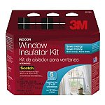 Window insulator kit How to Insulate Doors and Windows For Winter