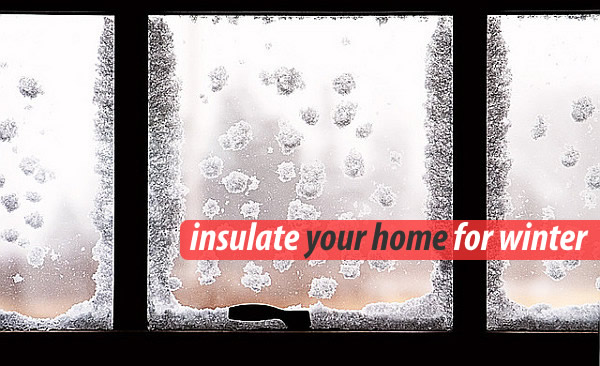 Windows insulation for winter How to Insulate Doors and Windows For Winter