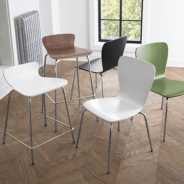 Wooden bentwood chairs
