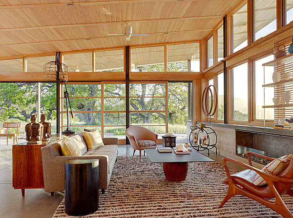 View In Gallery Wooden Interior Elements