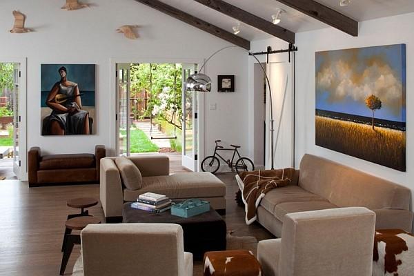 artsy-living-room