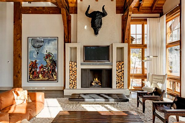 More Inspiration Decorating With A Safari Theme 16 Wild Ideas View In Gallery Stunning