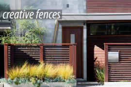 Unoffending Fencing: Winning Both Privacy and Peers Over with Beautiful, Outdoor Fencing