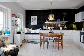 DIY Wall Dressings: Polka Dot Designs that Add Sophistication
