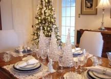 christmas plates sparkle