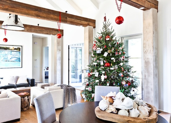 christmas tree rustic Choosing The Perfect Christmas Tree For Your Design Style