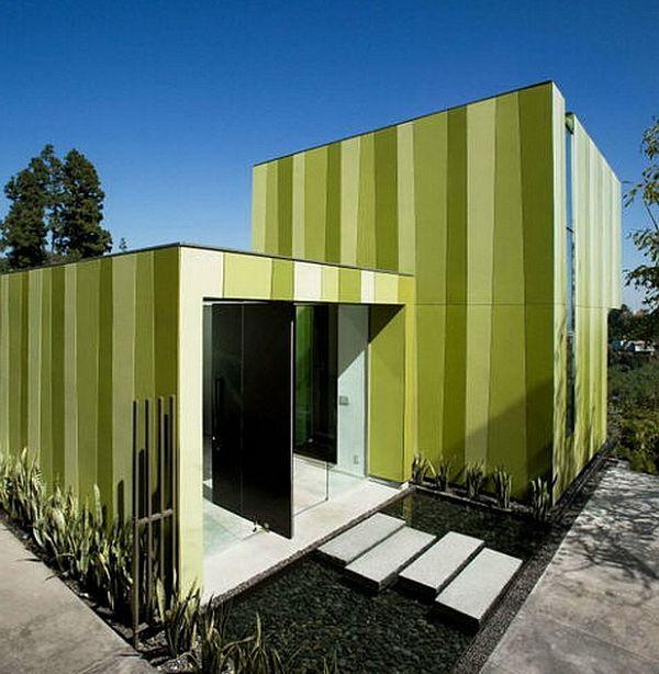 modern minimalist home in los angeles stuns with its On minimalist house los angeles