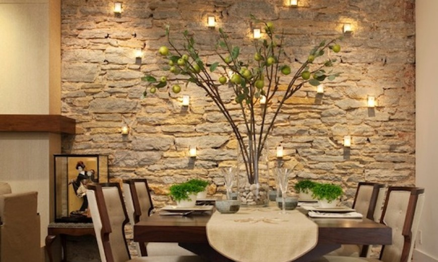 Choosing The Ideal Accent Wall Color For Your Dining Room Rh Decoist Com