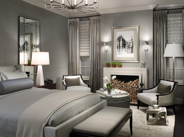 greige bedroom grays Creatively Using Gorgeous Greige In Every Room Of Your Home