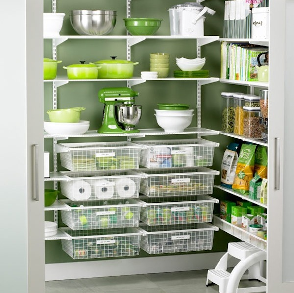 Inexpensive Kitchen Storage Ideas: Finding Hidden Storage In Your Kitchen Pantry