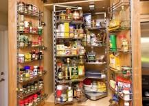 kitchen pantry turn organization