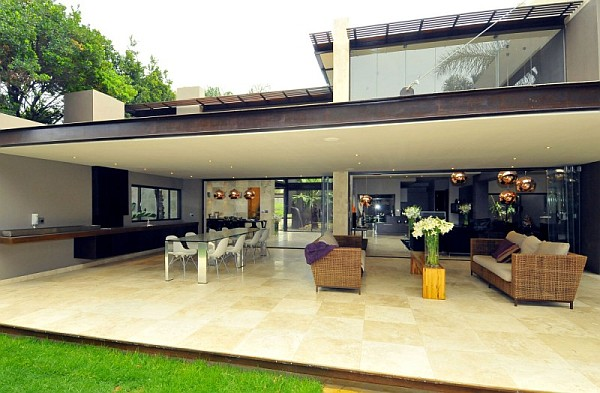 South African Mid Century Villa Renovation By Nico Van Der Meulen