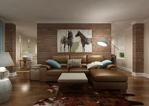 Marvelous Adding An Exposed Brick Wall To Your Home Part 20