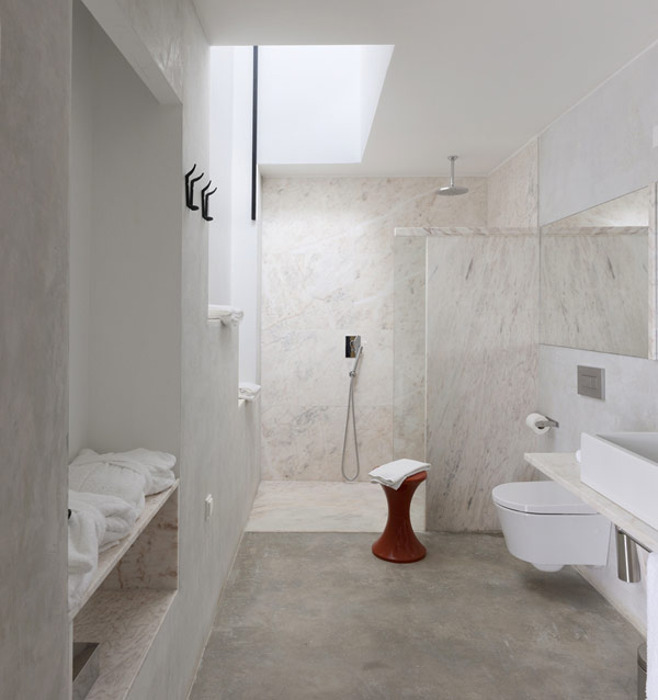 marble bathroom decoist
