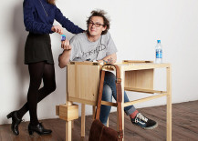 Functional Table With Latex Support For a Cozy Siesta in the Classroom