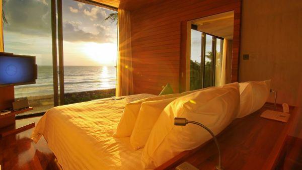 . Sunset Bedroom