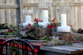 Warming your Outdoor Home with Festive Holiday Decor