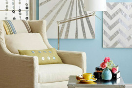 Six Secrets to Saving Money While Sprucing up Your Living Space