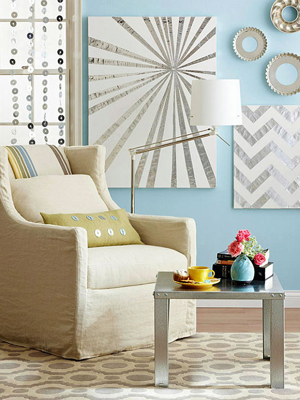 tin-foil-tape-for-your-walls