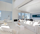 white modern interior design