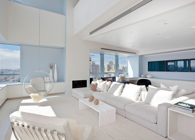 Stylish San Francisco Ritz-Carlton Penthouse Could Be Yours for $8 Million
