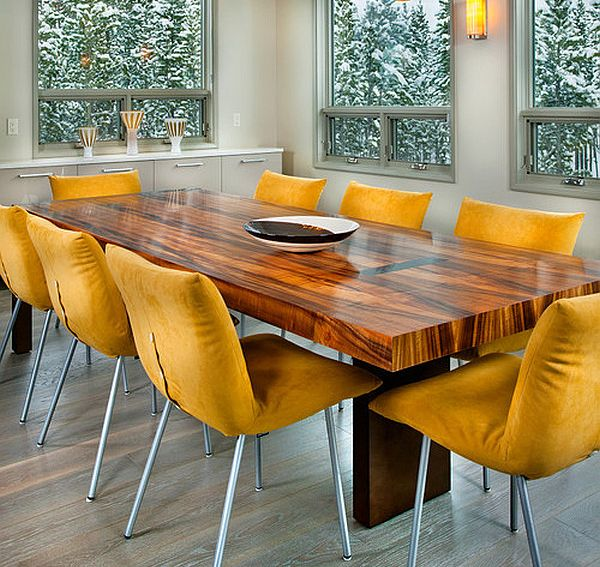 perfect dining chairs for cozy luxurious or bold dining spaces